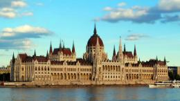 The Hungarian Parliament Building 1601