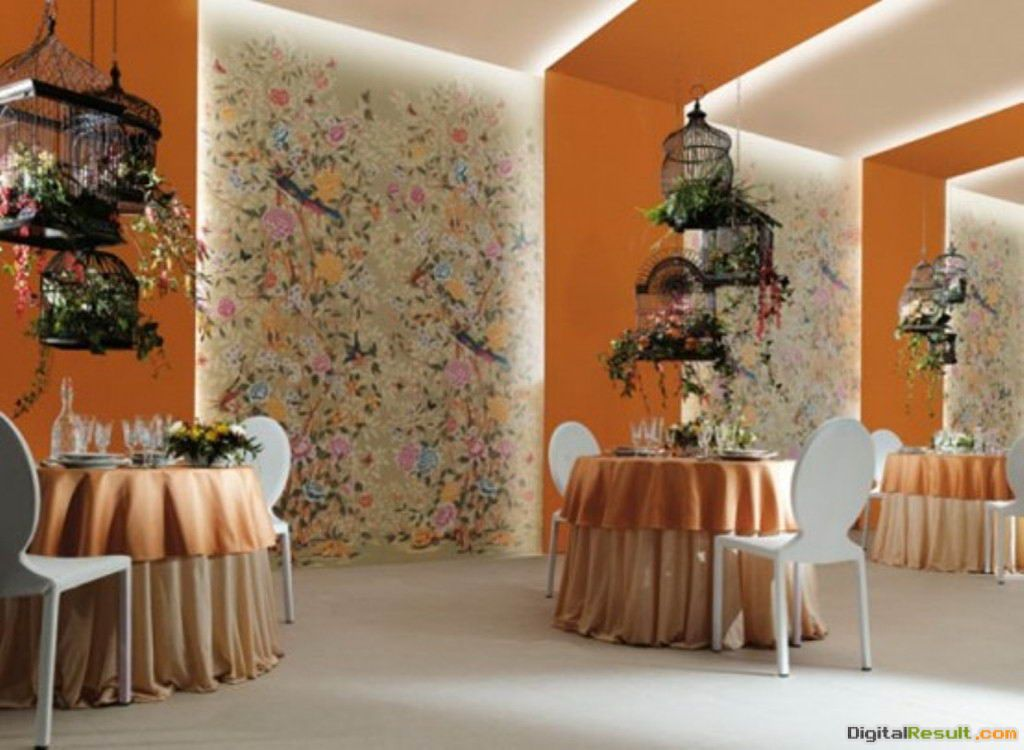 beautiful ceramic tiles that remind of wallpaper attractive 1345