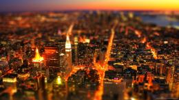Pics PhotosLandscape City Tilt Shift Wallpaper Hd Background 985