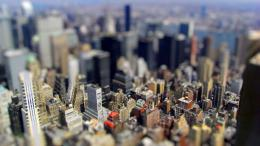 Tilt Shifting New York City [25 Photos]The Roosevelts 1678