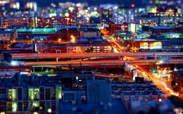 Download Wallpaper Bay City Tilt Shift Greece Free Desktop Pictures to 1621