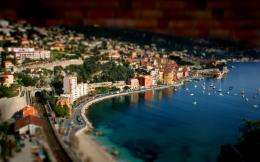 Beautiful HD Tilt Shift Photo of City | HD Photos, Wallpapers, Images 227