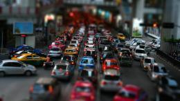 tilt shift, cities, traffic, wow 856