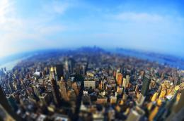 Models New York City Tilt Shift Tiltshift Tilt Shift Hd Wallpaper Of 798