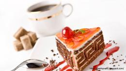 Cake and Coffee HD Wallpaper | Free HD Wallpapers 1561