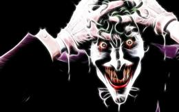 Wallpaper a day: crazy joker scary wallpaper 1605