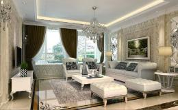 Wallpaper livingroom light | Download 3D House 1921