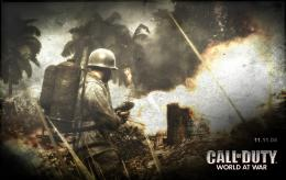 Call of Duty: World at War Wallpapers 122