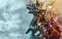 Final Fantasy Tactics: The War of the Lions desktop wallpaper 1413