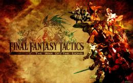 Final Fantasy Tactics wallpaper 133048 1516