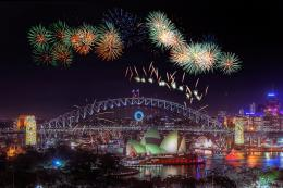 Sydney 2015 Fireworks HD Wallpapers | Sky HD Wallpaper 1460