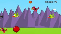Flappy And Crazy Bird: Save Balloon From Wicked BirdsGames 472