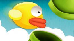 Flappy Bird HD Cute Wallpapers for Desktop 1334