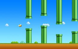 Flappy Bird HD by CeP4C0L on DeviantArt 493