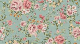 27947289 Classic wallpaper vintage flower pattern background jpg 1390