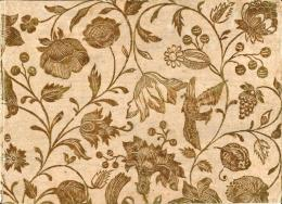 vintage floral patterns 2015Grasscloth Wallpaper 830
