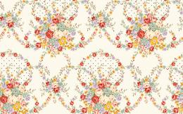 Flower Pattern wallpaper396196 1469