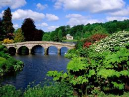 Known places: Stourhead Garden Wiltshire England, picture nr24463 324