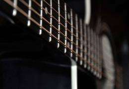 Acoustic Guitar Macro Shot StringsGuitar Wallpaper 1234