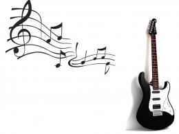 1024x768 Guitar strings desktop PC and Mac wallpaper 834