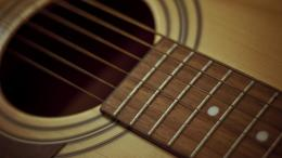 Wallpaper 2048x1152 Guitar, Strings, Metal, Wood HD HD Background 1995