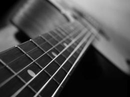 Guitar A 4 String Wallpaper 726