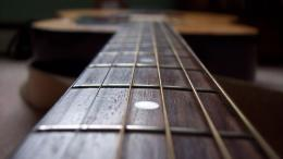 Guitar Strings Wallpaper 1289