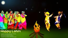 Happy Lohri 2014 HD Wallpapers celebration 217
