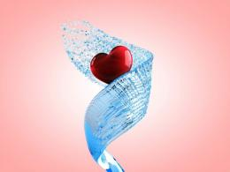 Beautiful Hearts Wallpapers | Letter a Studio 628
