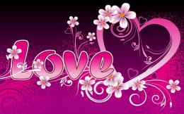 Letter Love Heart High Definition Wallpap #9147 Wallpaper | Wallpaper 889