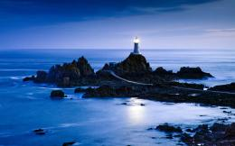 light lighthouse roads street sidewalk path nature landscapes seascape 137