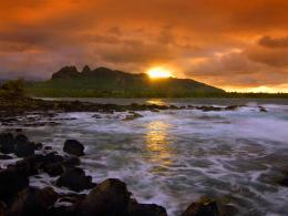 seascape kauai hawaii wallpaper you are viewing the nature wallpaper 1701