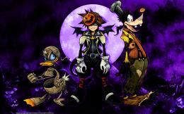 Kingdom Hearts Halloween Town wallpaper207342 1207