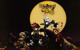 Kingdom Hearts Goofy Jack Skellington The Nightmare Before Christmas 825
