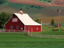 Palouse Farm Country Eastern Washington | Free Images at Clker com 621