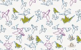 Paper Crane Wallpaper, High Definition, High Quality, Widescreen 1169