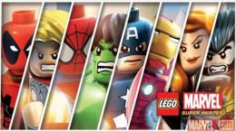 Lego Marvel Super Heroes wallpaper 2 415