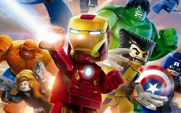 Super Heros of Lego Marvel Super Heroes Wallpaper jpg 1946