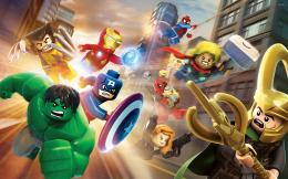 Lego Marvel Super Heroes : Desktop and mobile wallpaper : Wallippo 795