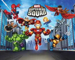 Fanatics images Super Hero Squad Show wallpaper photos22394830 1536