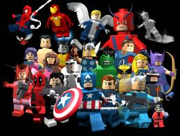 Another Pictures of lego marvel superheroes: 219