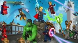 Free Download Marvel Super Heroes HD Wallpaper Lego8889Full Size 568