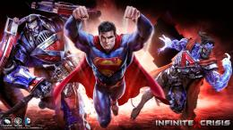 Mecha Superman Infinite Crisis Wallpapers1920x1080756027 1242