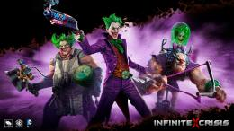 Infinite CrisisFirst Look at Atomic Joker and Nightmare Robin 1462
