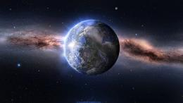 Earth In Space Hd Wallpaper | Wallpaper List 725