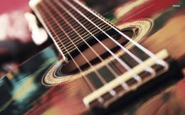 guitar strings wallpaper 1280x800 Acoustic guitar strings wallpaper 929