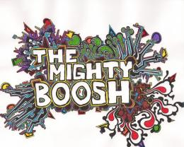 mighty boosh by l0lek fan art traditional art drawings movies tv 2009 194