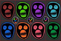 Mighty Boosh Wallpaper by Wooden Dinosaur on DeviantArt 1716