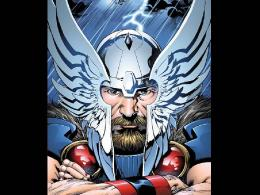 Wallpapers Photo Art: Mighty Thor Wallpapers 1284