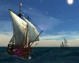 Galleon Art 699